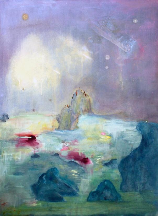 Pam Longobardi painter