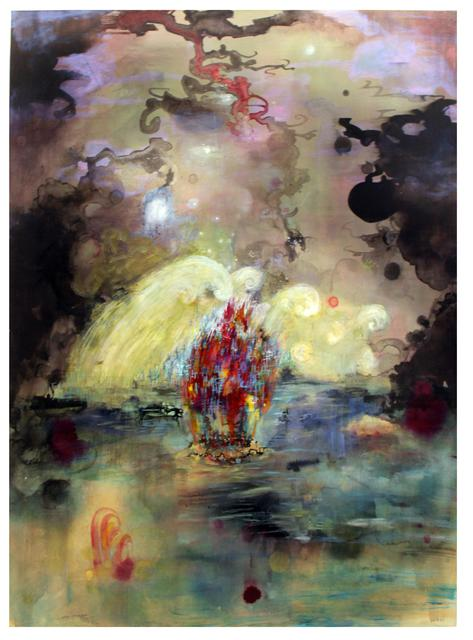 Pam Longobardi painting