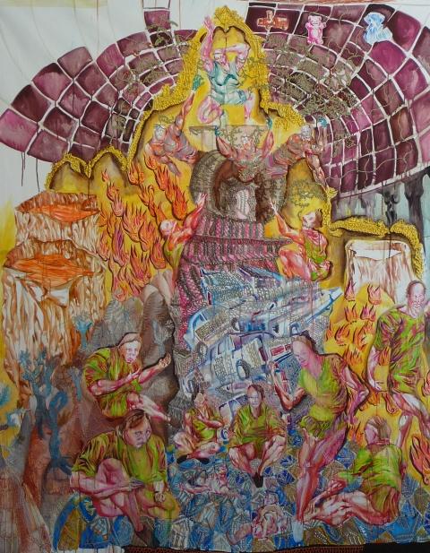 Ali Fitzgerald art contemporary Berlin