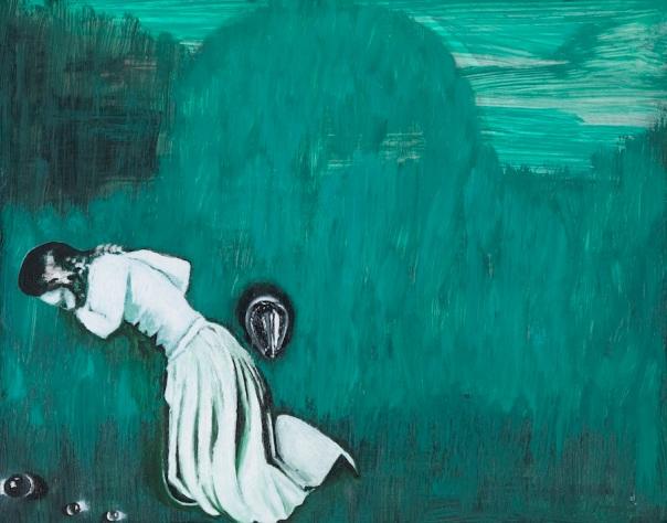 Enzo Gucchi pittura painting peinture Malerei2013