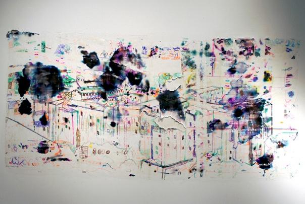Ermias Kifleyesus jonge schilderkunst Brussel