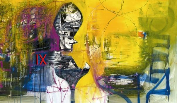 Gareth Sansom contemporary Australian painting