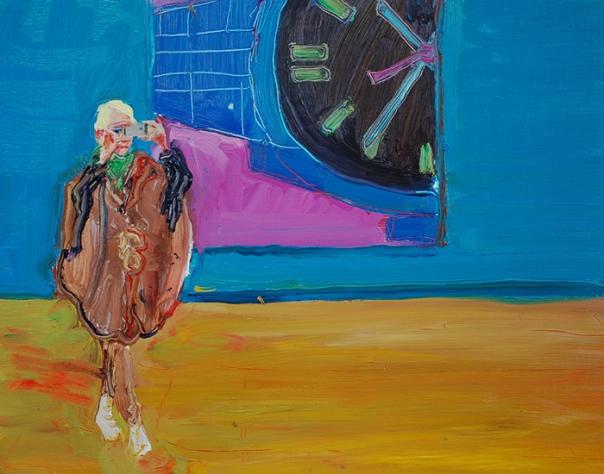 Michael Digby Bartlett art painting