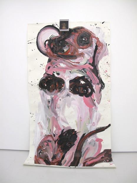 Raychael Stine contemporary painting Ohio Chicago