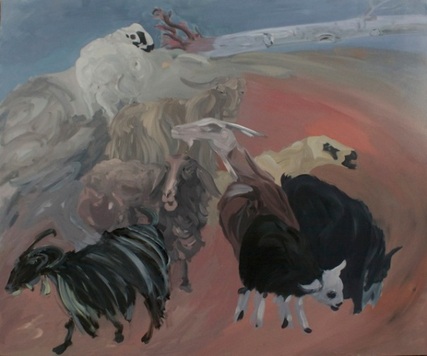 Sadjadi Farzan art painting