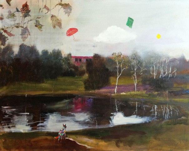 Armin-Voelckers_Zeitgenossische Deutsche Malerei paint-dog_2015