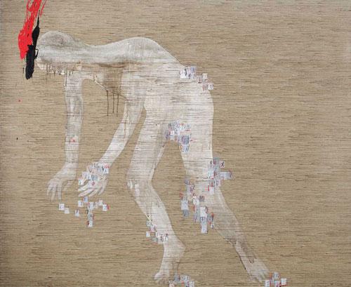 Dadang Christanto peinture Indonesien
