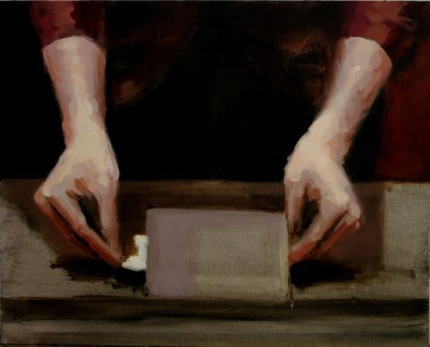 Eugenia Cuéllar peinture contemporaine Espagne Madrid