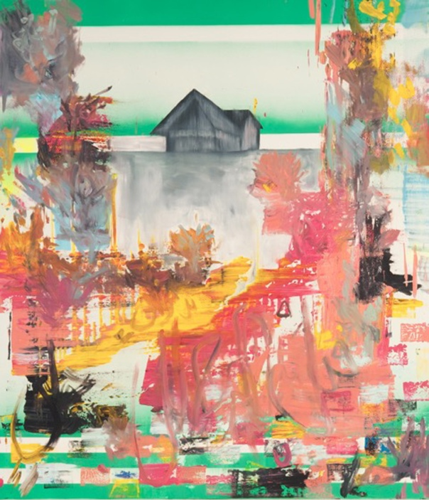 Fahar Al Salih Iraq contemporary art of painting