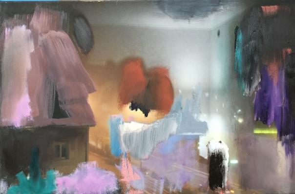 Fahar Al-Salih art Malerei