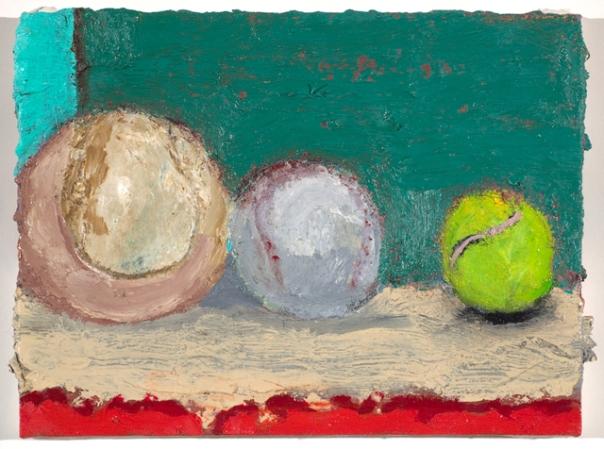 Martin Lubner painting