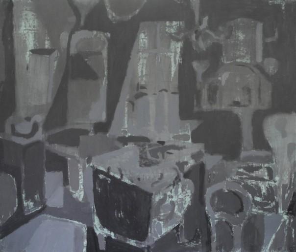 Nebojša Despotović painting