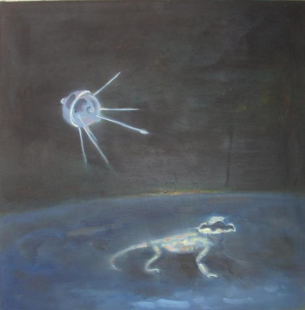 Alena Anderlová Zeitgenossische Tchechische Malerei Czech contemporary painting