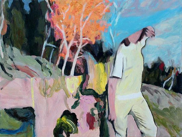 Antonio Lee pintura Brazil