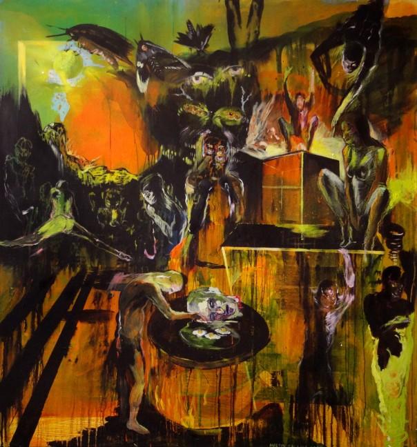 Martin Salajka art