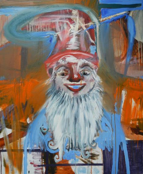 Ronald Berning Dutch contemporary painter