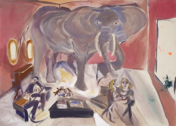 Sophie von Hellermann art Kunst Malerei