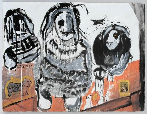 Václav Girsa Czech contemporary painting Prague Tschechische Zeitgenossische Malerei