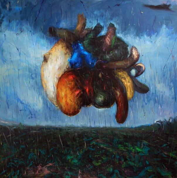 Veres Szabolcs Malerei
