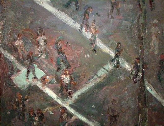 Farrell Brickhouse painting