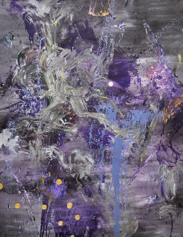 Kumiko Muroi art painting 室井公美子