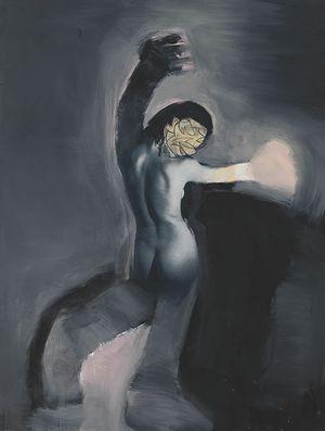 Richard Prince painting
