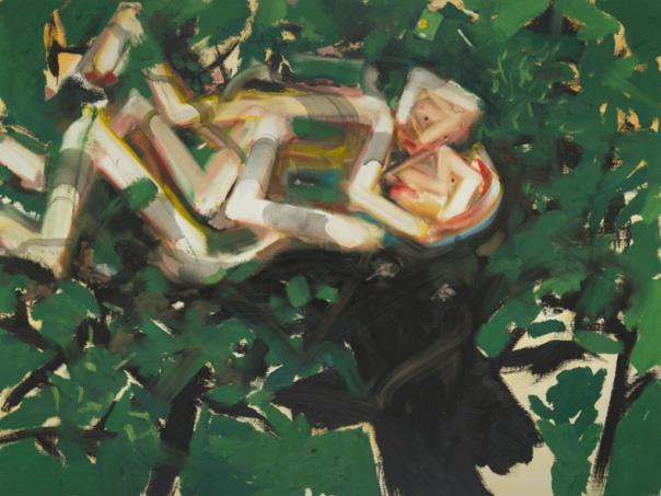 Toshiyuki Konishi painting