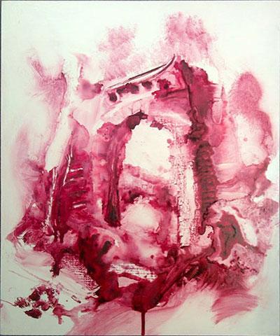 Irene Godfrey painting