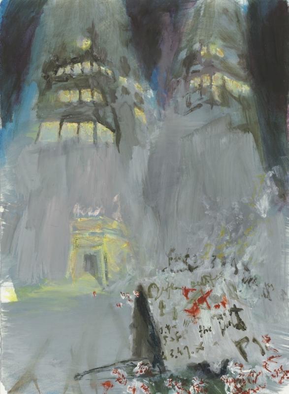 Jeroen Vrijsen painting