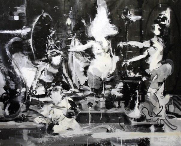 Lars Teichmann Malerei