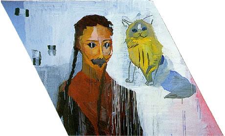 Tomoko Kawachi art