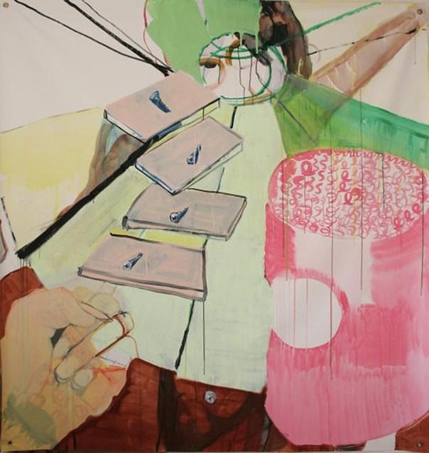 Tomoko Kawachi Japanese painting Amsterdam