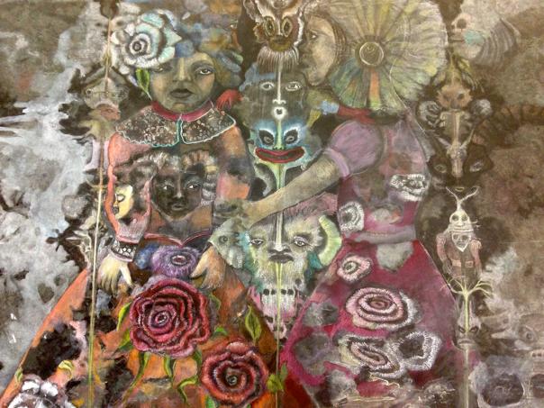 Christine Sefolosha art